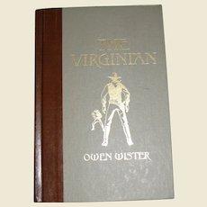 The Virginian - Owen Wister. The World's Best Reading. Readers Digest, HC, Near New