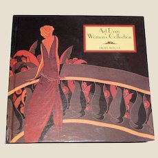 Art Deco Women's Collection Birthday Book, HC, Like New