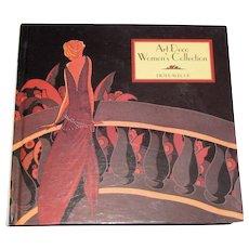 Art Deco Women's Collection Birthday Book, HC, Like New