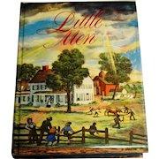 Little Men by Louisa May Alcott, Illustrated Junior Library, 1947, HCDJ, Mint