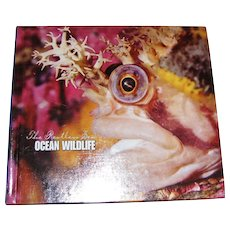 Ocean Wildlife (The Restless Sea) by Carole Garbuny Vogel, HC, Near Mint