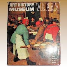 Art History Museum, Vienna Newsweek/Mondadori, 1969, HCDJ