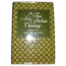 The Fine Art of Italian Cooking by Giuliano Bugialli, HCDJ