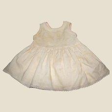 Vintage Cotton Factory Petticoat for Medium Doll