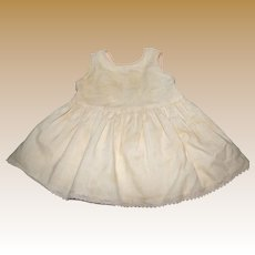 Vintage Cotton Factory Petticoat for Medium Doll
