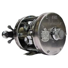 1950's, ABU Ambassadeur Bait Casting Reel, Made in Sweden