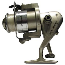 b654879383a Drury House Antiques. $175 SALE. Shakespeare Excursion EZ Cast Spinning  Fishing Reel