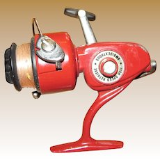 Vintage Olympic Fishing Reel, (Probably 520) Fresh Water, Ball Bearing, Rare, Made in Japan