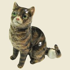 Goebel #3103909 Cat Figurine Cat with Ball of String