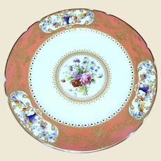 """Andrea by Sadek Severes Collection 8 1/4"""" Plate"""