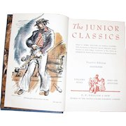 Sport And Adventure,  The Junior Classics Popular Edition,  Volume 9