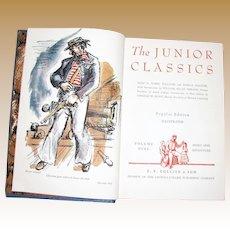 Sport And Adventure,  The Junior Classics Popular Edition, Volume 9