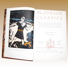 Stories From History, The Junior Classics Popular Edition, Volume 8