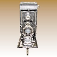 1920's No. 2-C Autographic Folding Pocket Film Camera, Mint for its age