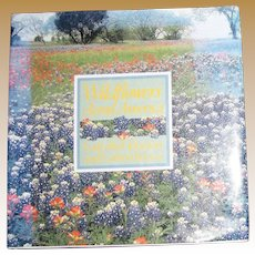 Wildflowers Across America by Lady Bird Johnson, HCDJ, Nearly New