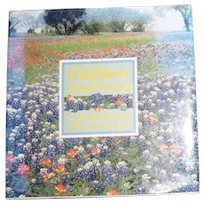 Wildflowers Across America by Lady Bird Johnson,HCDJ, Nearly New