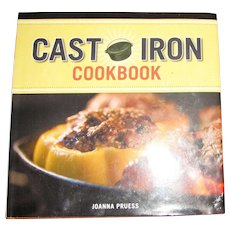 Griswold and Wagner Cast Iron Cookbook : Delicious and Simple Comfort Food, HCDJ, Like New