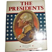 Saturday Evening Post: The Presidents, HCDJ, 1980 1st edition