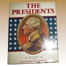 Saturday Evening Post: The Presidents, HCDJ, 1980 1st edition