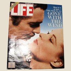Life Magazine, Rhett & Scarlett The Love Story Continues, September 9, 1991