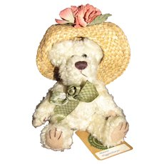 Harris, Boyds Bears Plush Minne Higgenthorpe Teddy No 918441