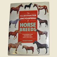 The Illustrated Encyclopedia of Horse Breeds Susan McBane Visual Directory