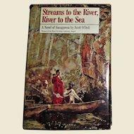 Streams to the River, River to the Sea by Scott O'Dell, 1986 HCDJ, 6th-9th Grade