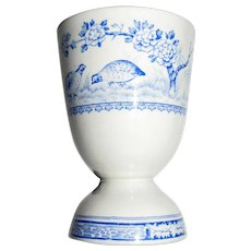 "Furnivals ""Quail"" Large Egg Cup"