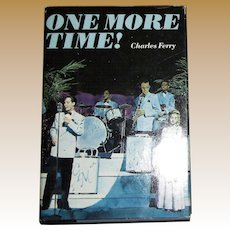 One More Time! by Charles Ferry HCDJ,1985, 1st Edition, Near Mint