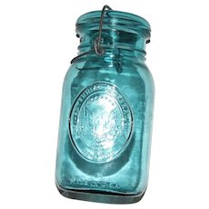 Ball / Ideal Jar Canning Collectable Bicentennial Quart 1776-1976 Great Gift!!