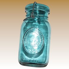Ball / Ideal Jar Canning Collectable Bicentennial Quart 1776-1976 Great Gift!!