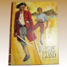 Treasure Island by Robert Louis Stevenson, Illustrated by Don Irwin - 1968 HC, Classic Press, Children's Book