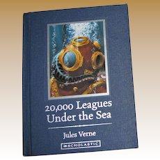 20,000 Leagues Under the Sea (Scholastic Classics), HC, Like New