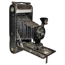 1915, No. 1A Autographic Kodak Jr. Folding Camera with Case