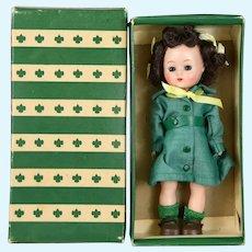 Cosmopolitan Ginger Girl Scout Made For Terri Lee MIB