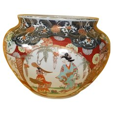 Exceptional Late 19th Century Meiji Period Japanese Imari Jardiniere