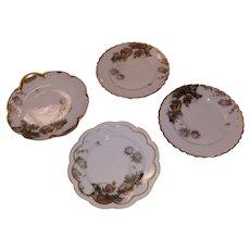 Haviland Limoges Feu De Four Set of Plates