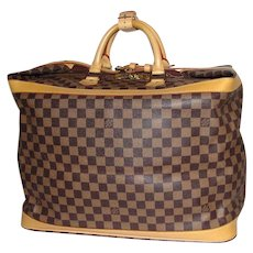 Deposit Listing On HOLD Do not Purchase Authentic Louis Vuitton Limited Edition Cruiser 45 Luggage Bag