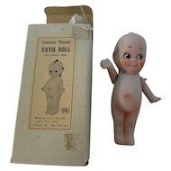 "5"" Shackman Cutie Kewpie Doll Japan MIB"
