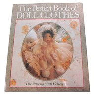 The Perfect Book of Doll Clothes 1991