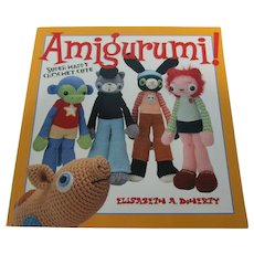 2007 Amigurumi! Crochet Dolls Animals Pattern Book