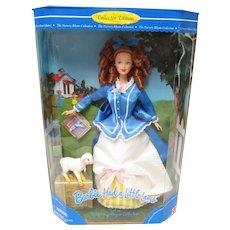 1998 Barbie Had a Little Lamb Doll NRFB