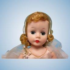 "1960 - 9"" Madame Alexander Cissette Ballerina Doll As Is"