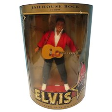 Jailhouse Rock Elvis Collectors Edition Doll 1993 Hasbro NRFB