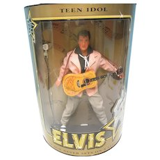 HASBRO Teen Idol Elvis Presley Doll 1993 NEW IN BOX