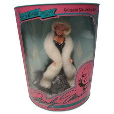 Marilyn Monroe Spotlight Splendor Marilyn Doll Collectors Series