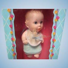 "Vintage 1989  - 6"" Gerber Baby Doll NRFB"