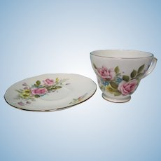 Vintage English Porcelain Tea Cup for VDC D