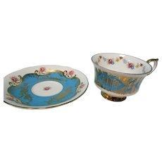 Vintage English Porcelain Tea Cup for VDC E