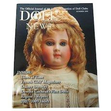 UFDC Summer 2009 Doll News Dewees Cochran